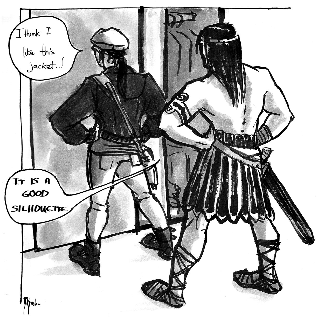 By Crom! #12