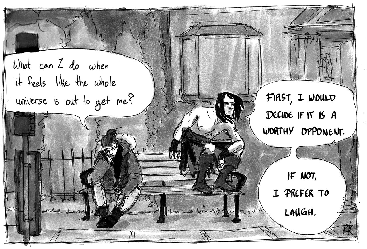 By Crom #5