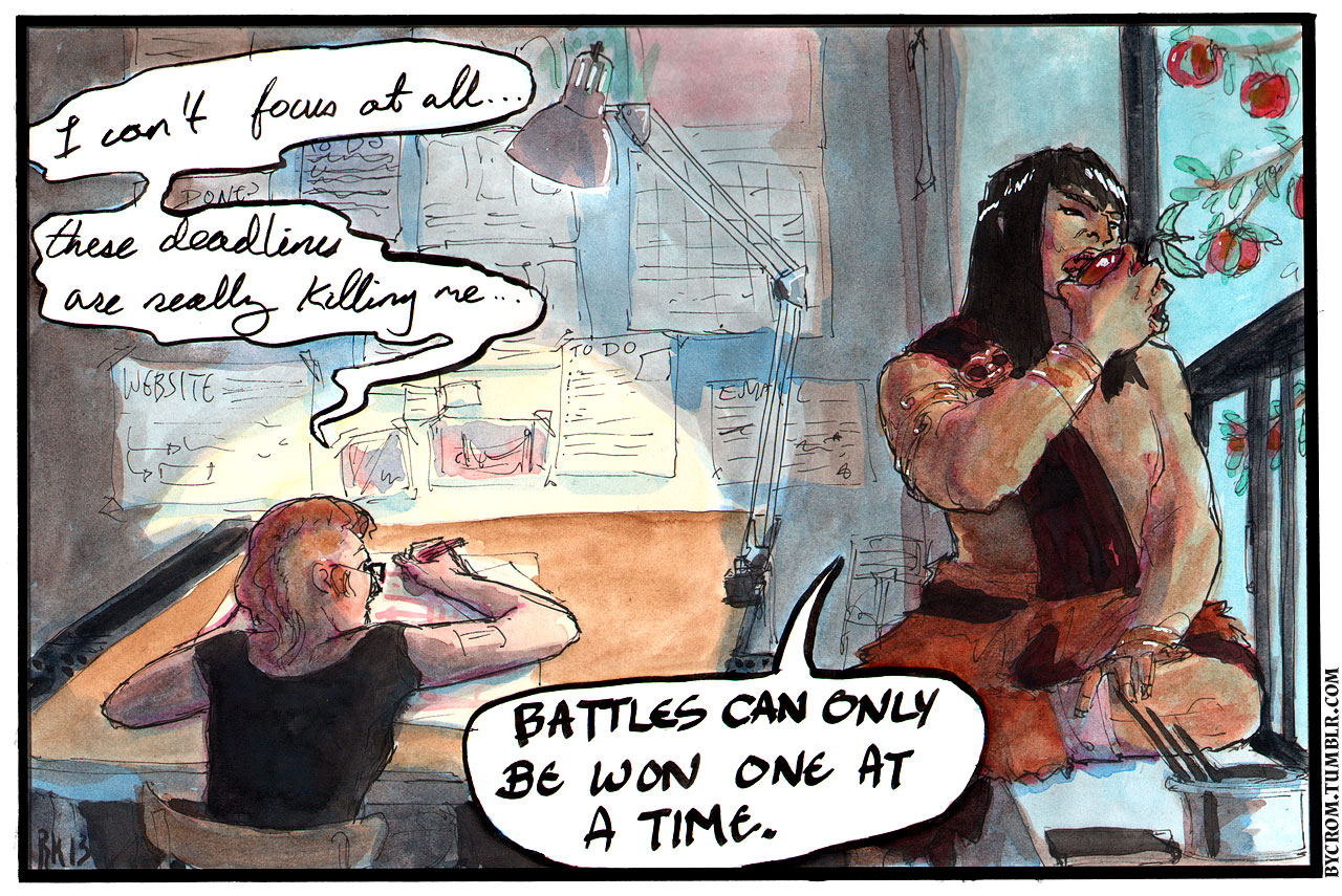 By Crom! #59