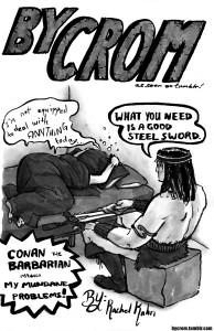 Comics 1 - 25
