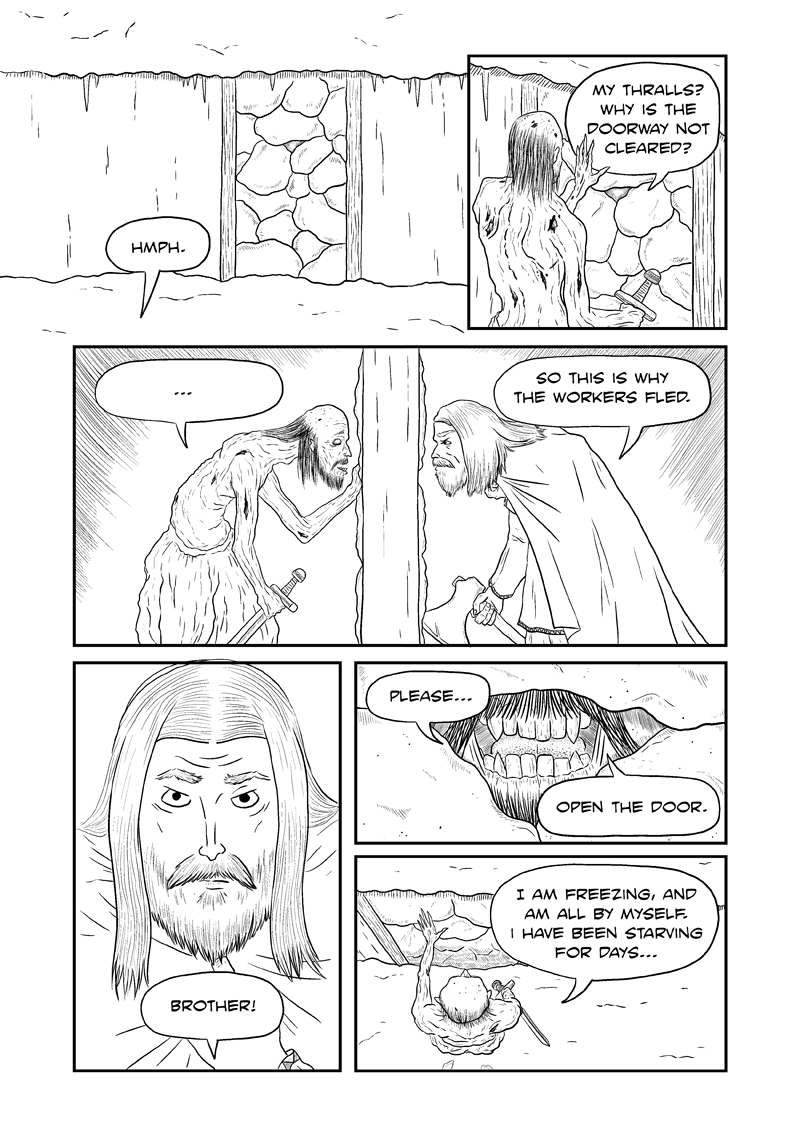 The Corpse Door Page 8