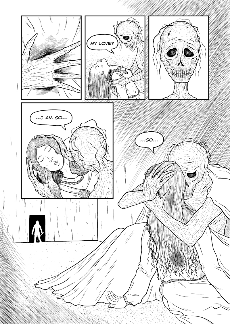 The Corpse Door Page 17