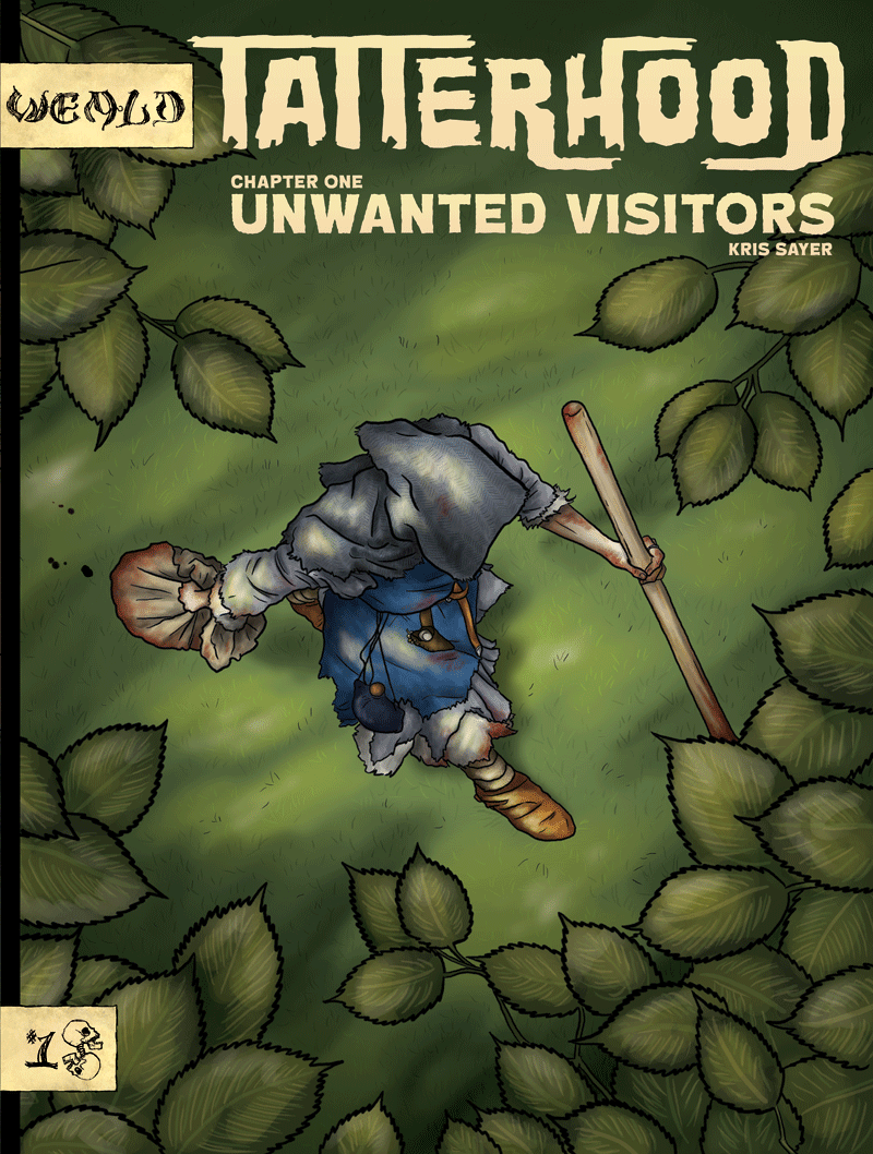 Tatterhood Chapter 1 - Unwanted Visitors