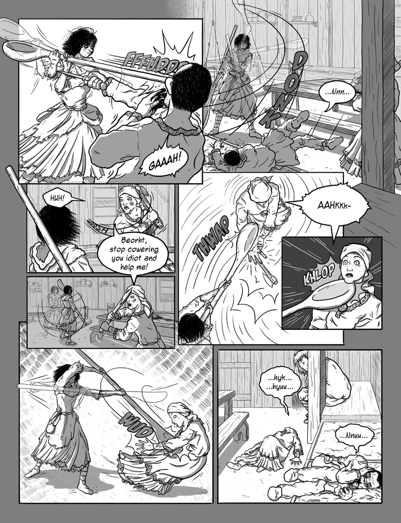 Unwanted Visitors pg25