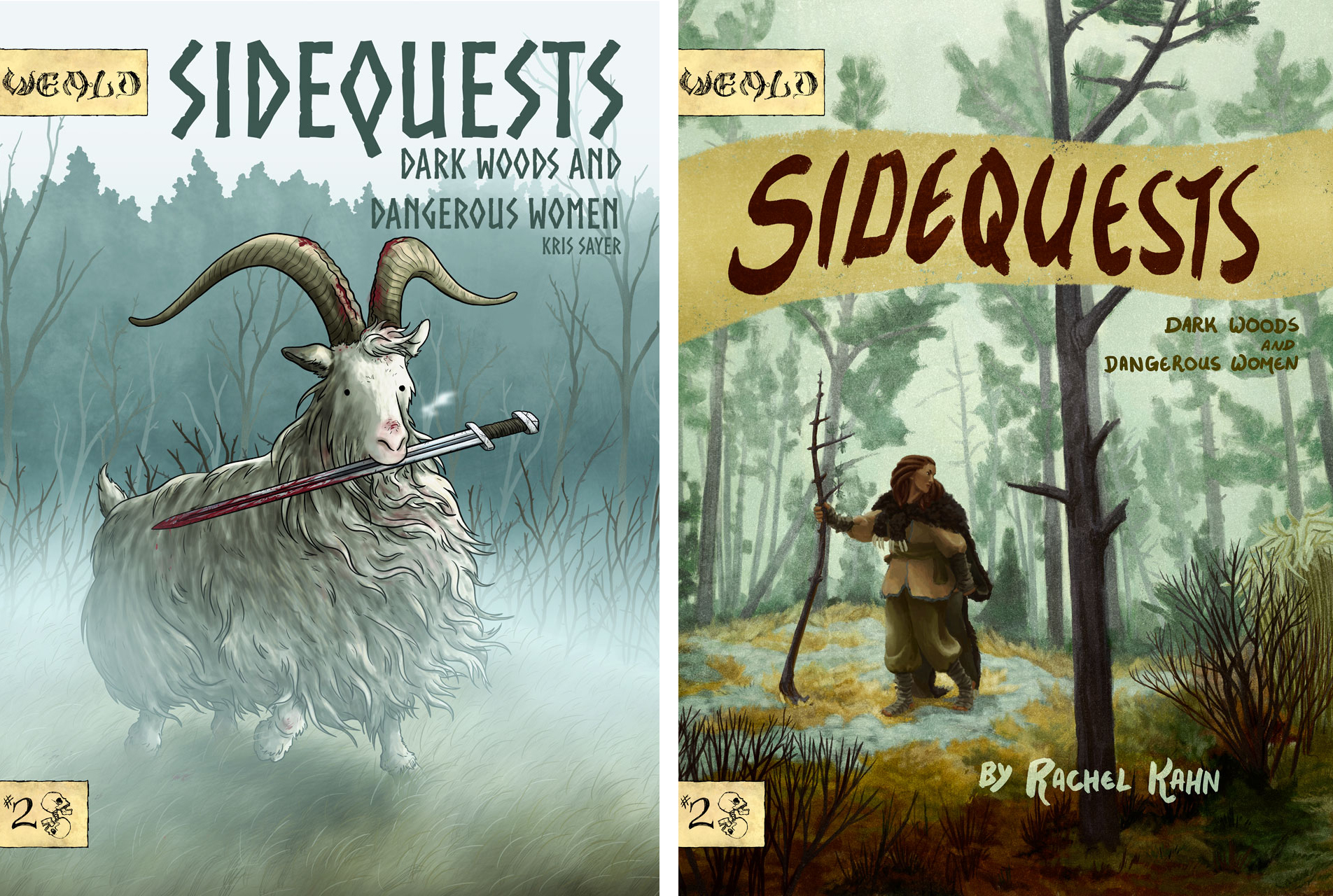 Announcing Weald's newest collection of comics, Sidequests !: http://www.wealdcomics.com/?tag=orin