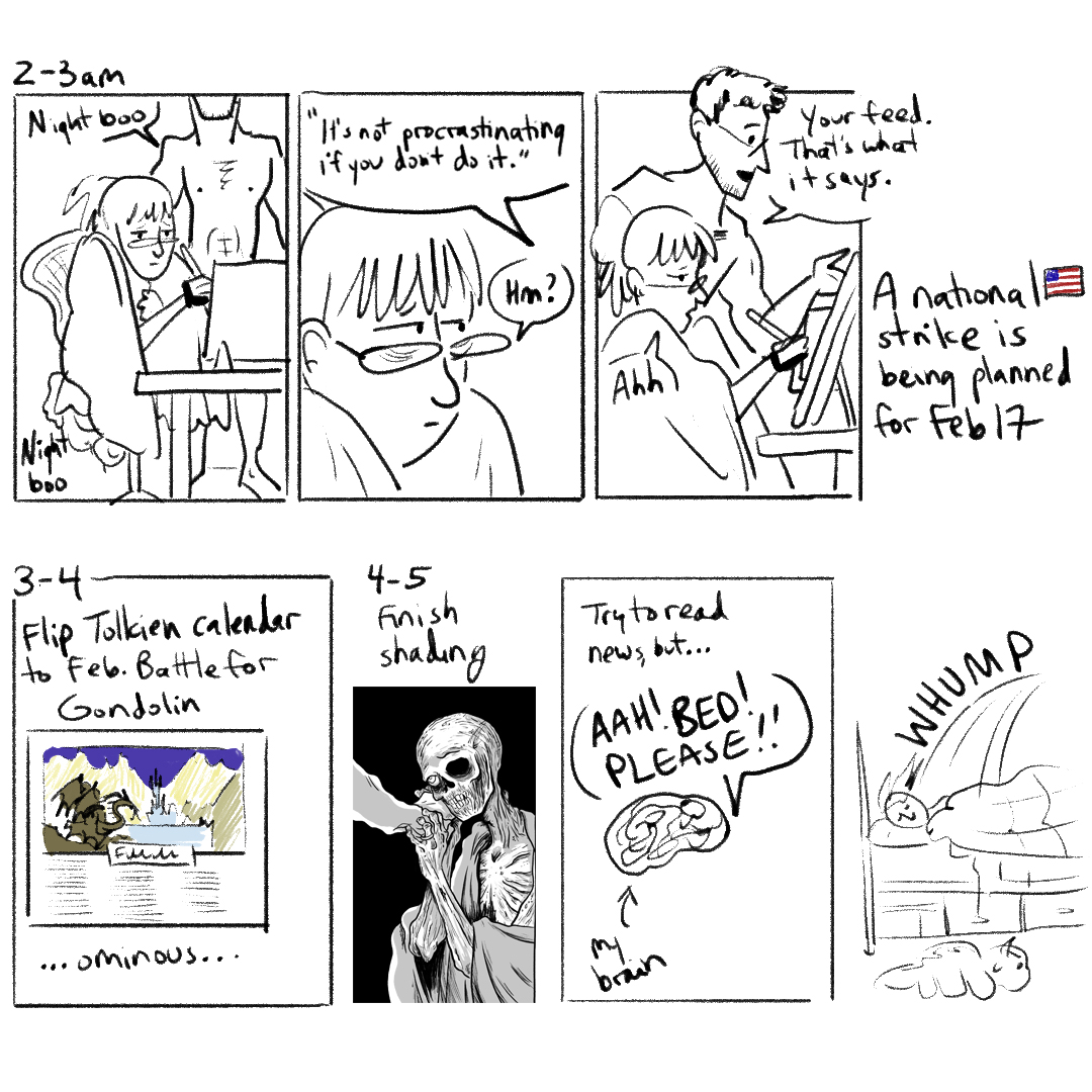 Hourly Comic 2017 pg2