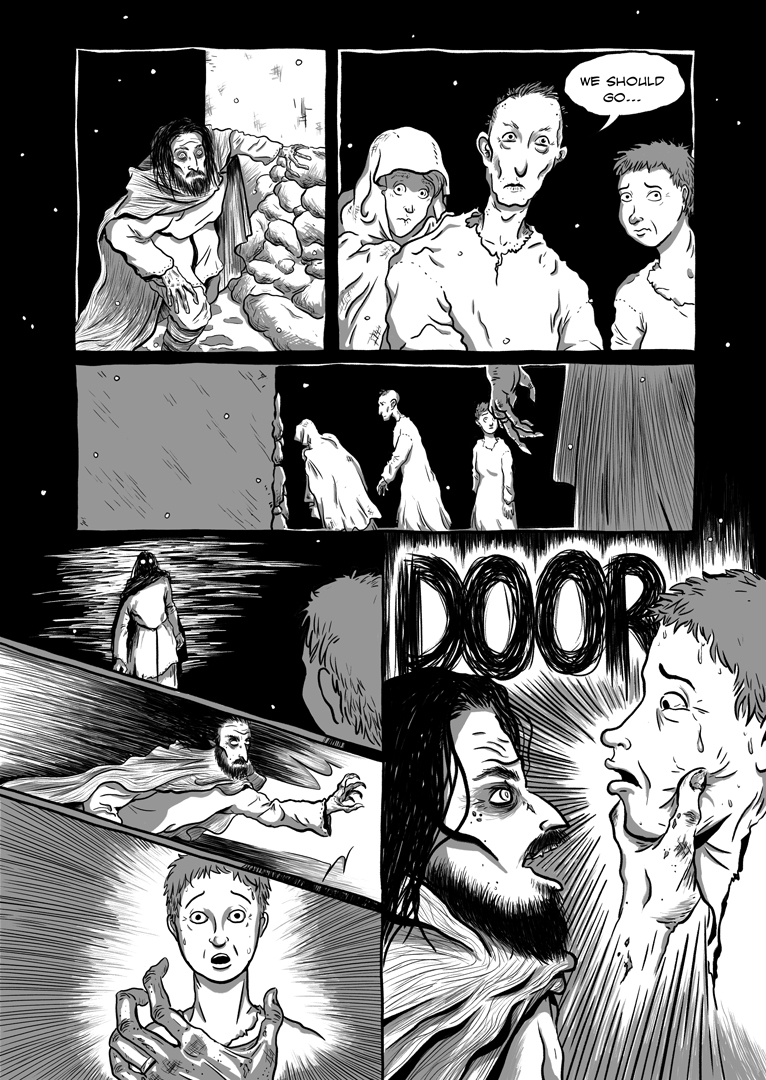 The Corpse Door Page 6