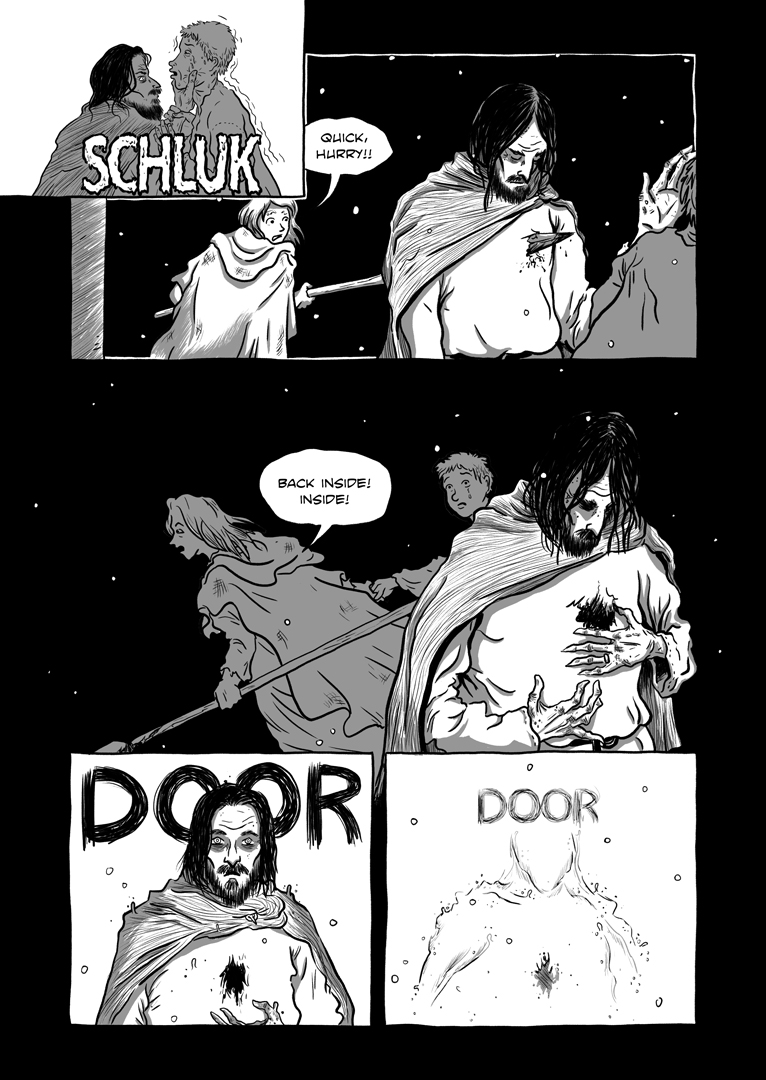 The Corpse Door Page 7