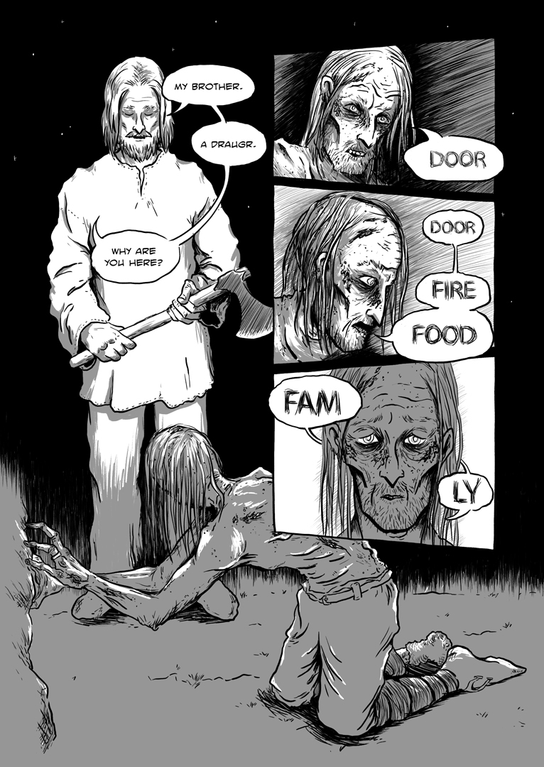 The Corpse Door Page 9