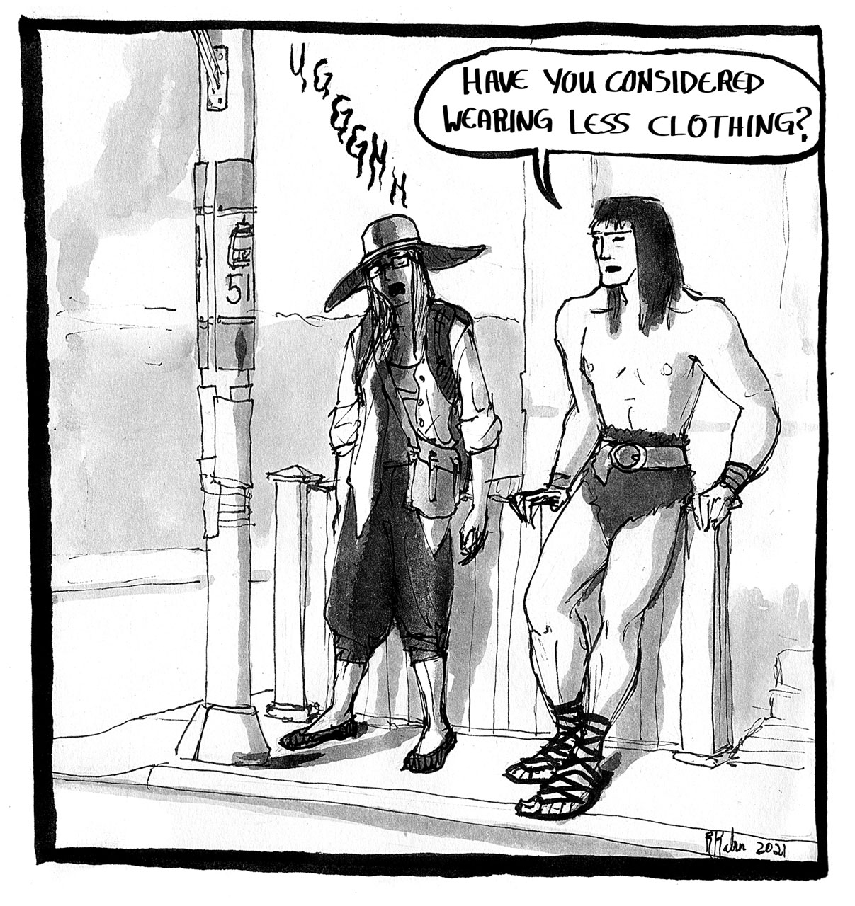 By Crom! #15