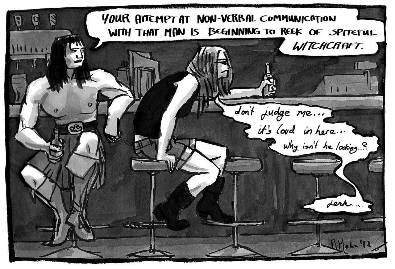 By Crom! #20