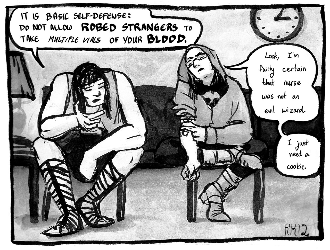 By Crom! #23