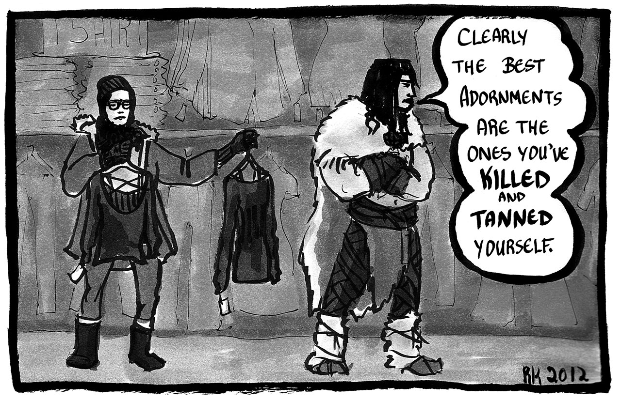 By Crom! #28