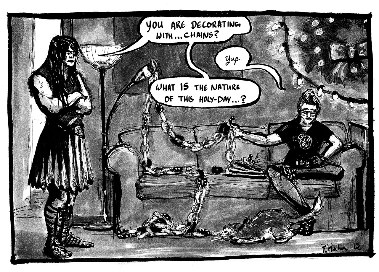 By Crom! #34