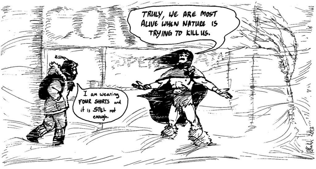 By Crom! #38