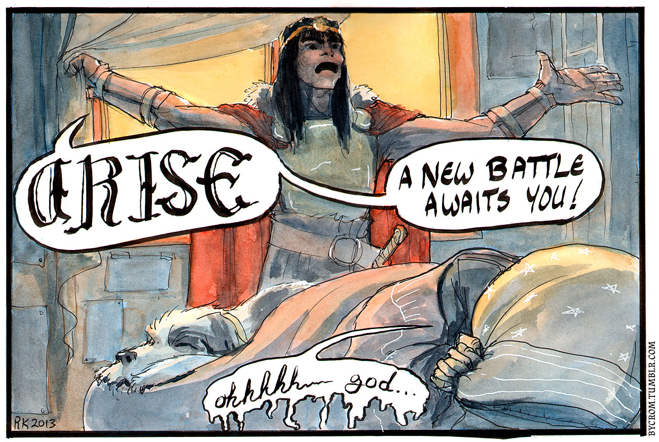 By Crom! #56
