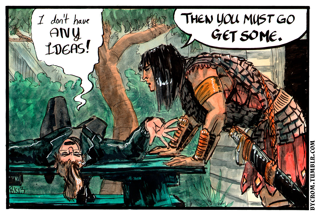 By Crom! #62