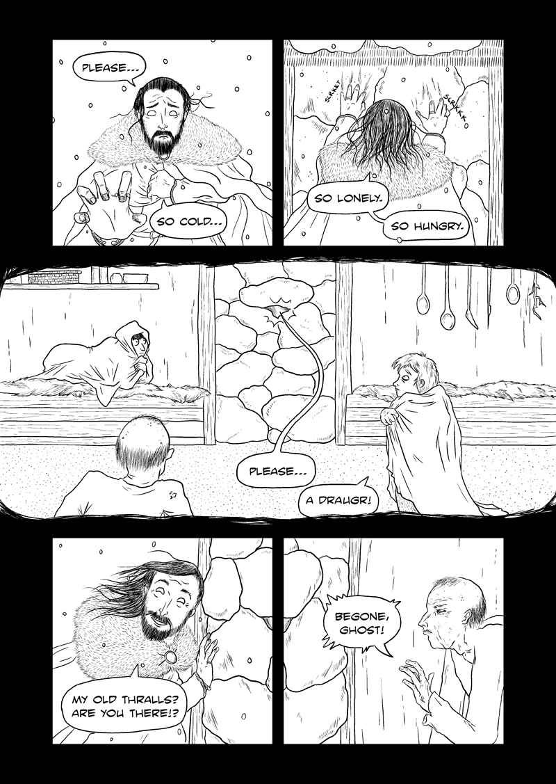 The Corpse Door Page 5
