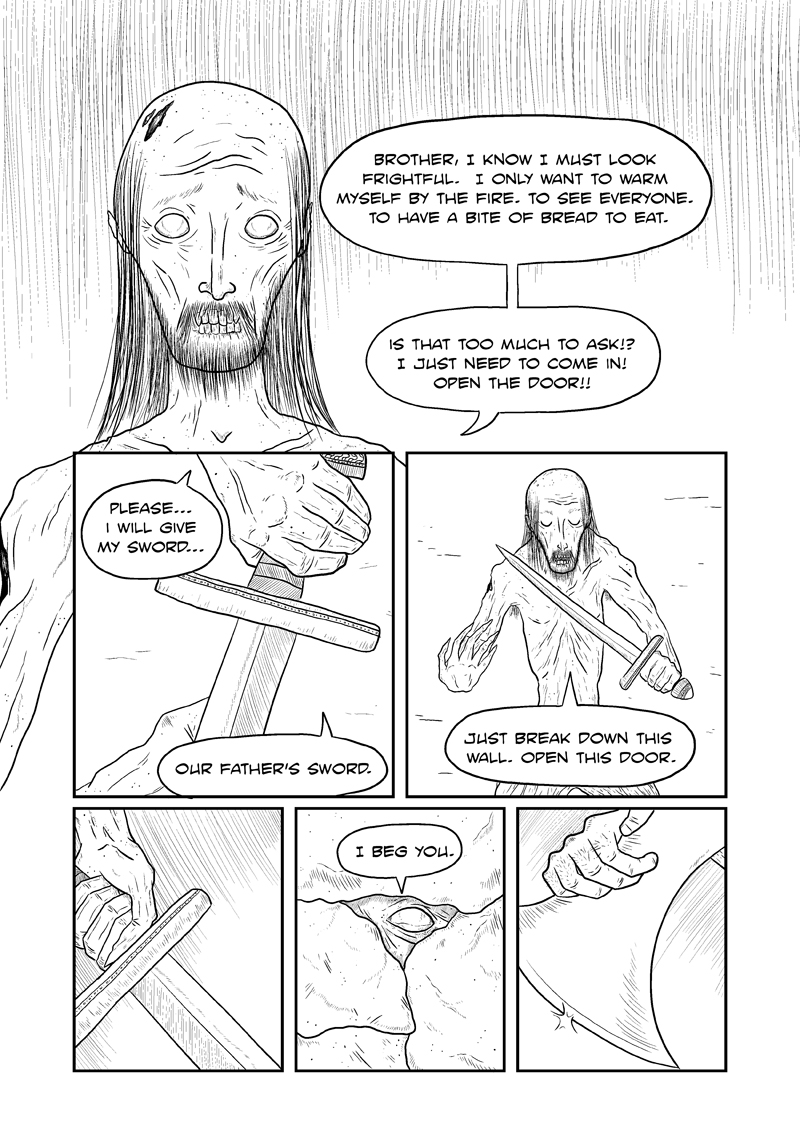 The Corpse Door Page 10