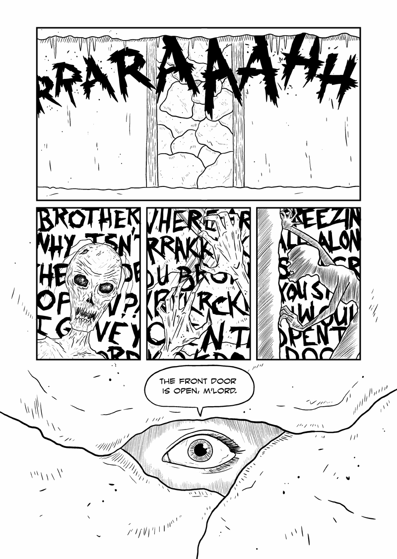 The Corpse Door Page 12