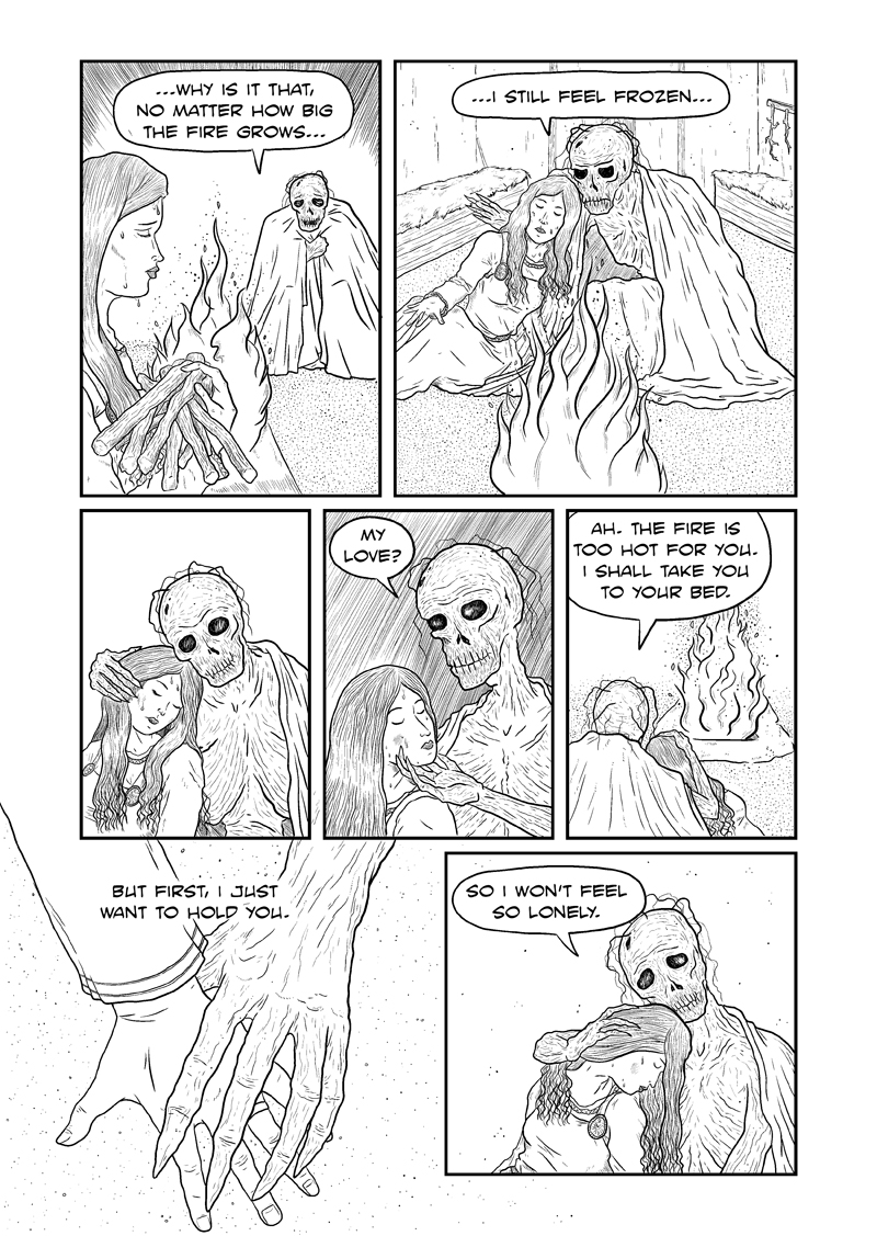 The Corpse Door Page 15
