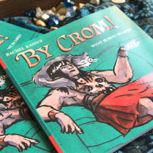Buy the book, By Crom!