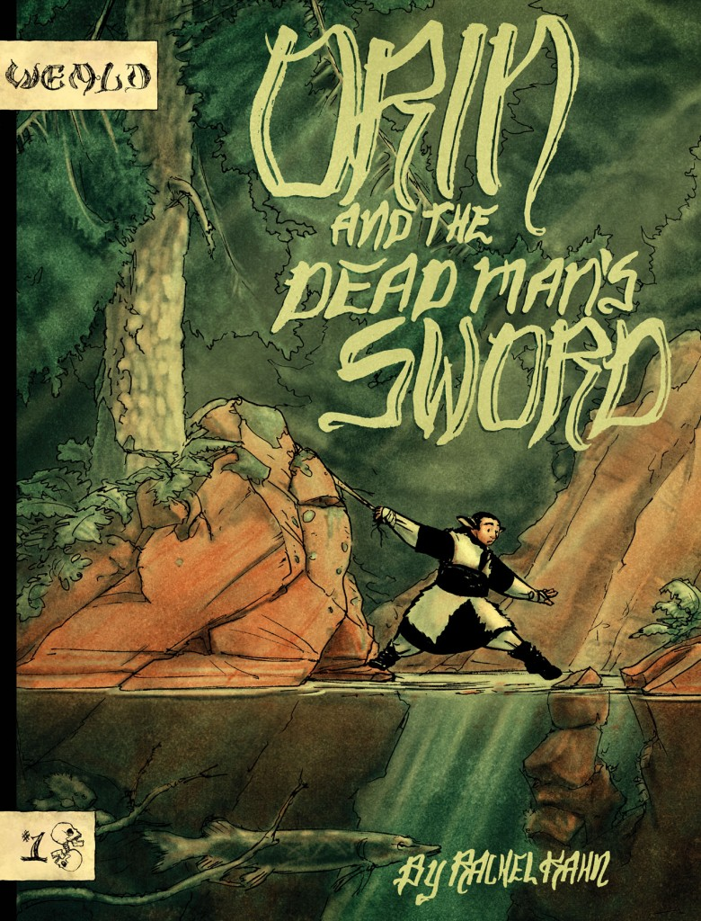 Orin and the Dead Man's Sword