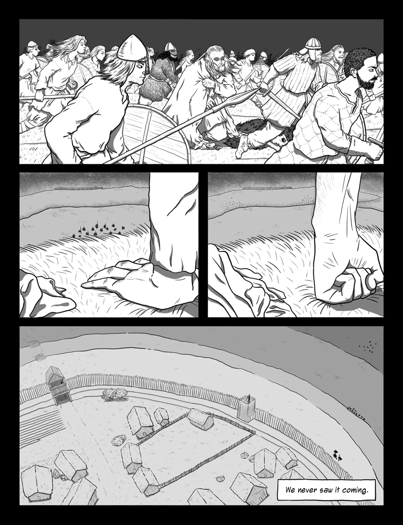 Unwanted Visitors pg5