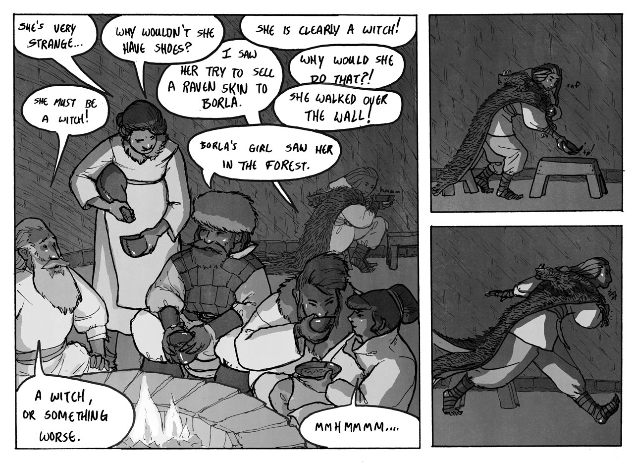 Adin and the Dead Man's Sword – pg 4