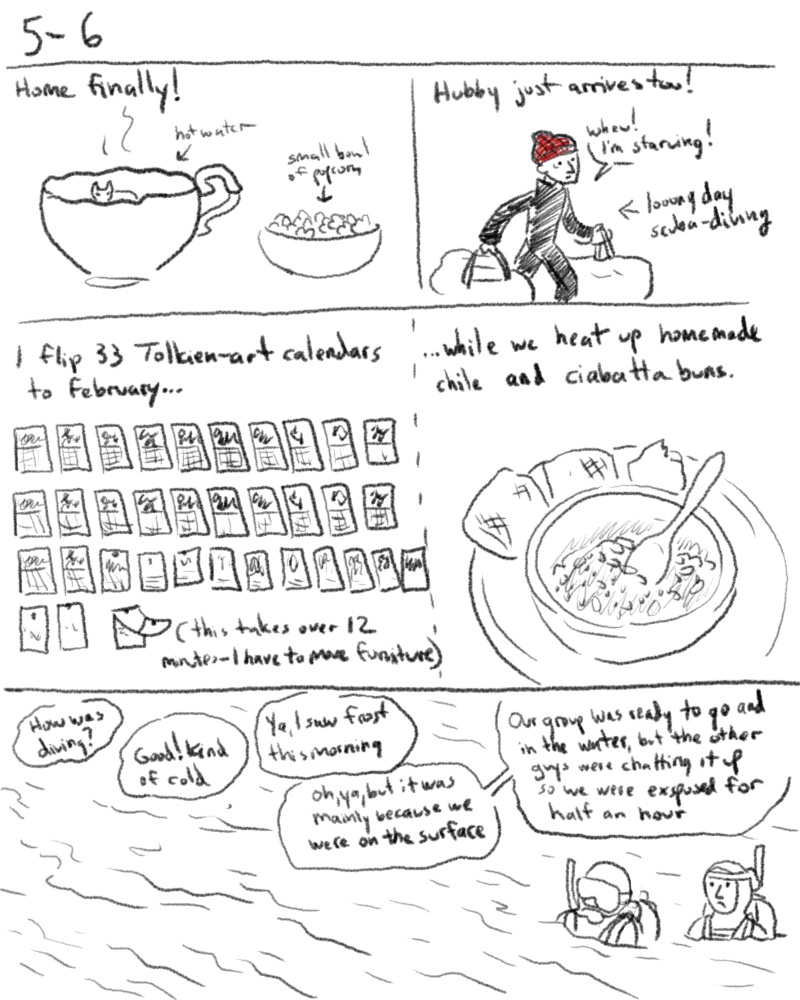 Hourly Comic 2014 pg12