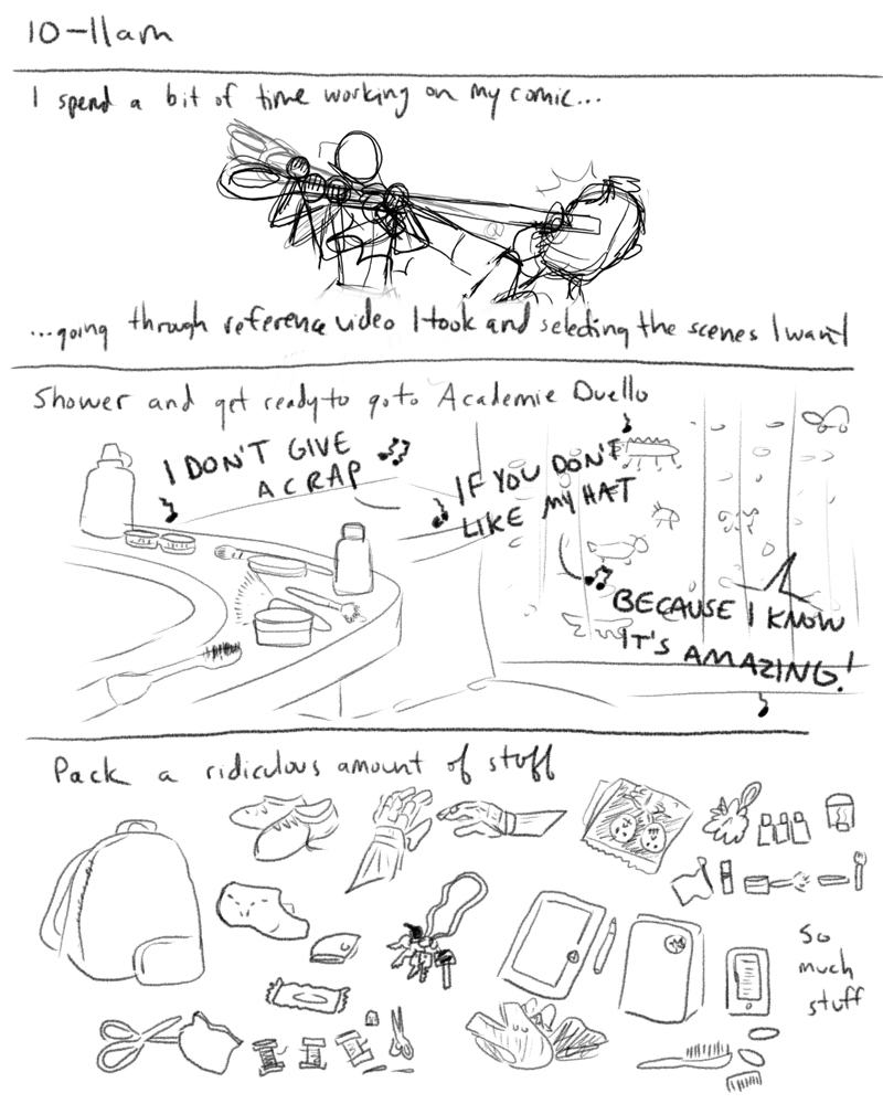 Hourly Comic 2014 pg5