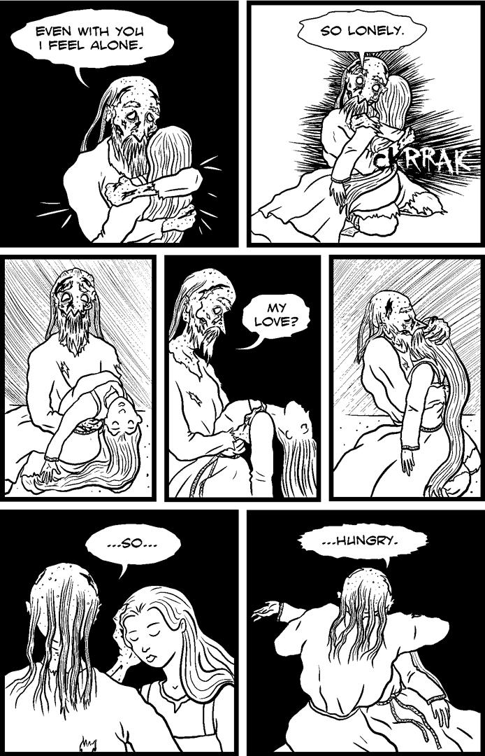 The Corpse Door Version 1 pg12