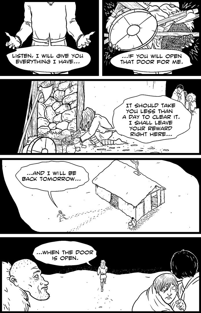 The Corpse Door Version 1 pg6