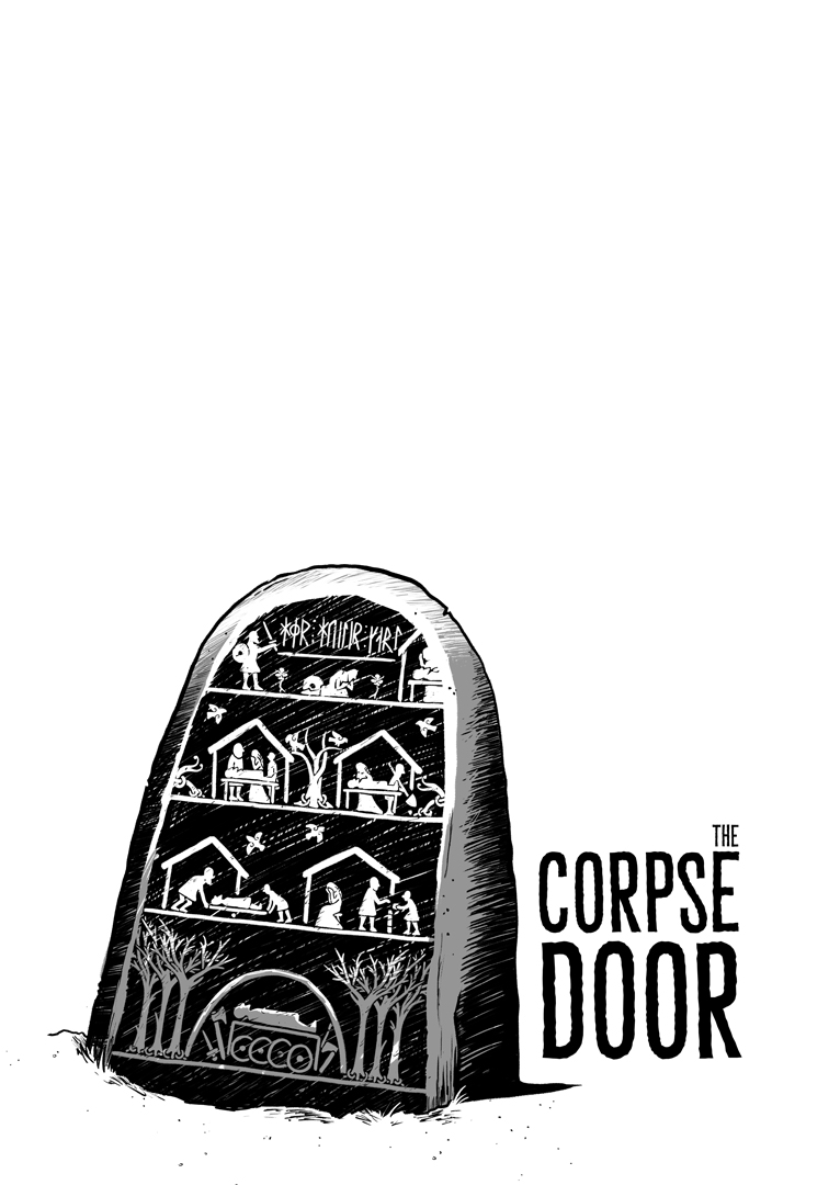 The Corpse Door Page 1