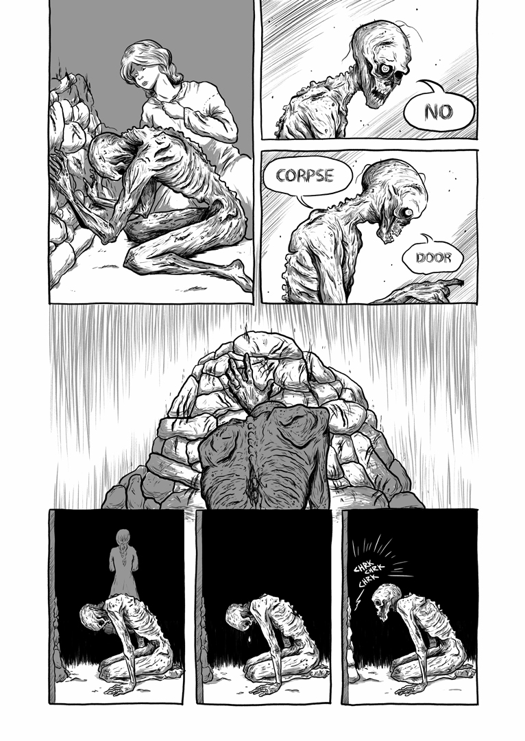 The Corpse Door Page 13