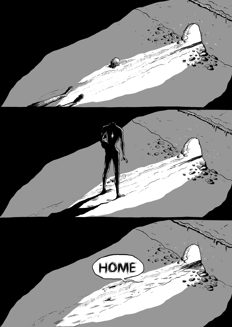 THE CORPSE DOOR PAGE 22