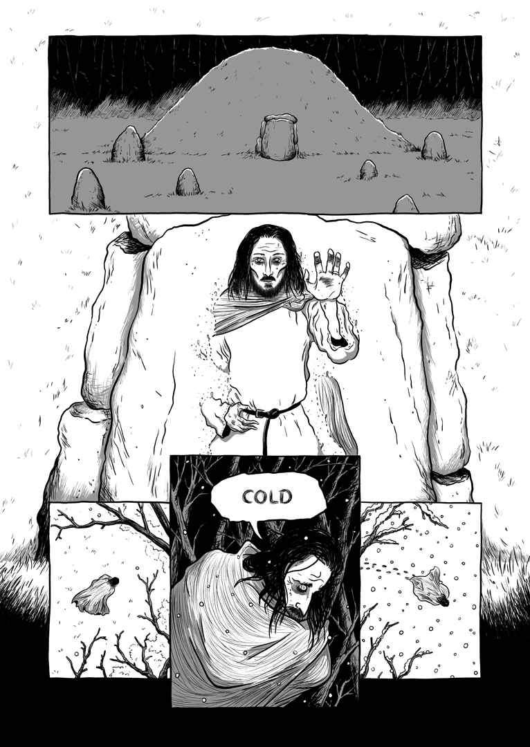 The Corpse Door Page 3
