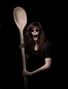 Ghoul with a Spoon